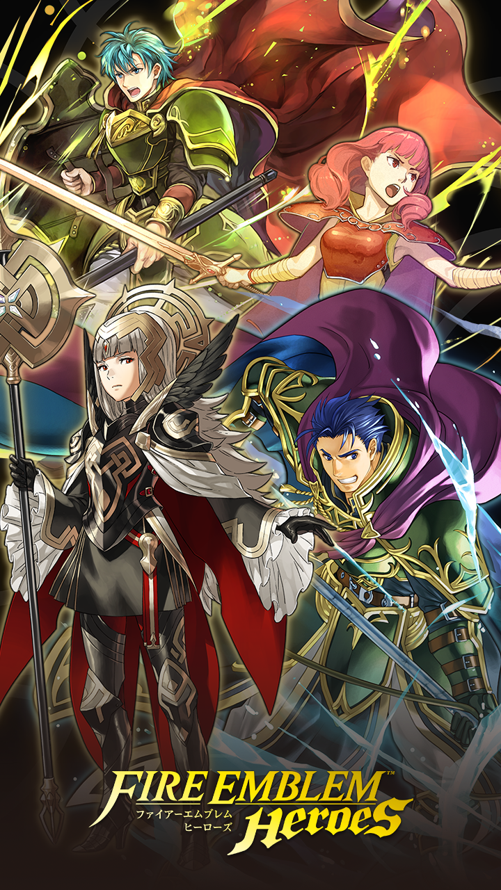 Cyl2 Wallpaper Fireemblemheroes